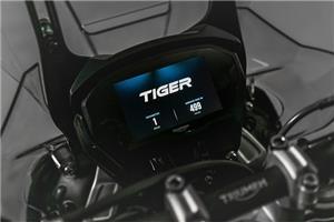 Tiger 800 Technology