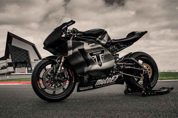 The Triumph Moto2™ Engine