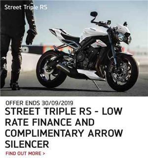 STREET TRIPLE RS OFFER