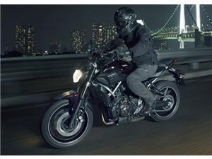 Yamaha introduce the new MT-07 and MT-09SR