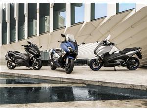 Yamaha 2017 Sport Scooters