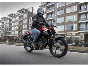 New Yamaha YS125