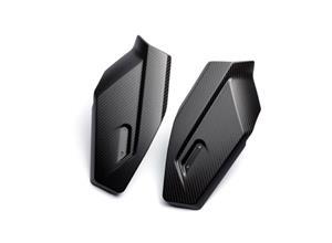 XT1200Z/ZE Super Tenere  Carbon Front Fork Protectors