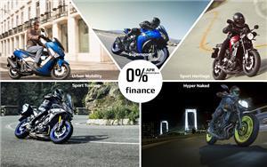 YOU Yamaha Motor Finance - 0% APR