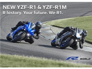 2020 YZF-R1 & YZF-R1M