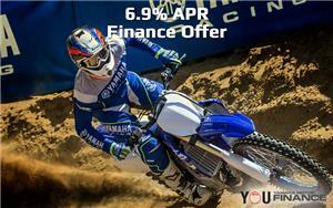 6.9% APR Finance Offer