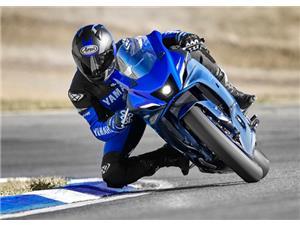 New Yamaha R7