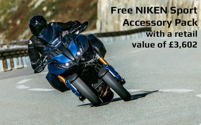 Free NIKEN Sport Accessory Pack