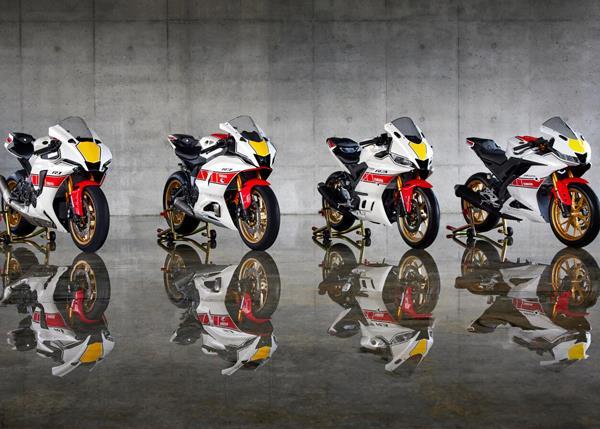 1961-2021: 60 years of World Grand Prix racing for Yamaha
