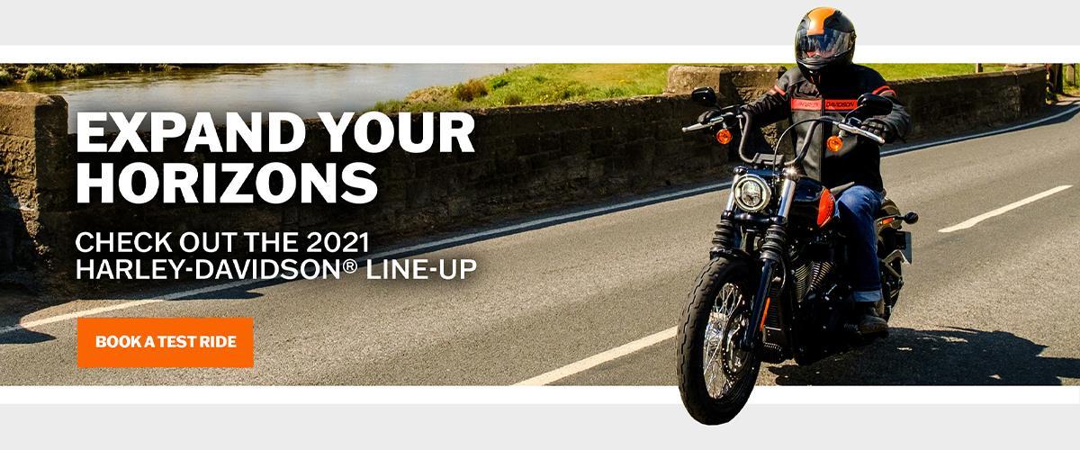 Harley-Davidson Demo