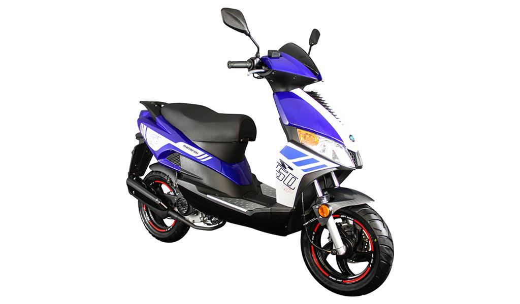 Motorini GP 50i - Image 2