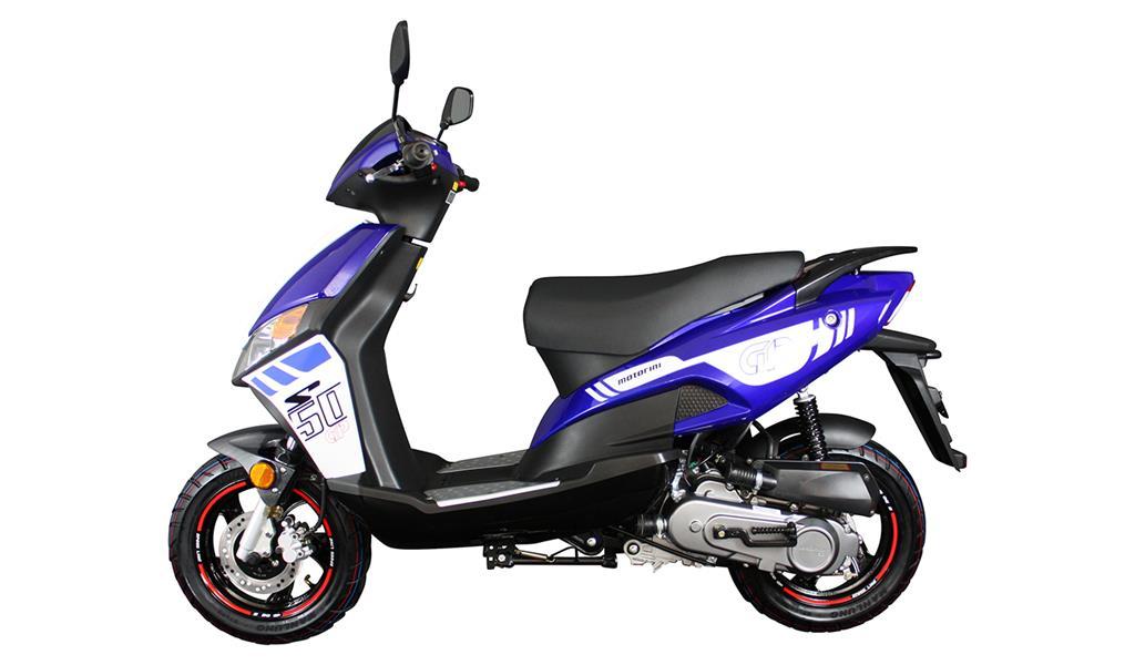 Motorini GP 50i - Image 4