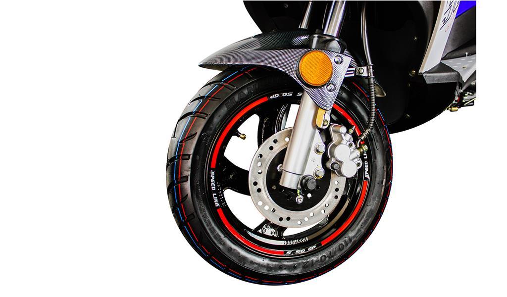 Motorini GP 50i - Image 9