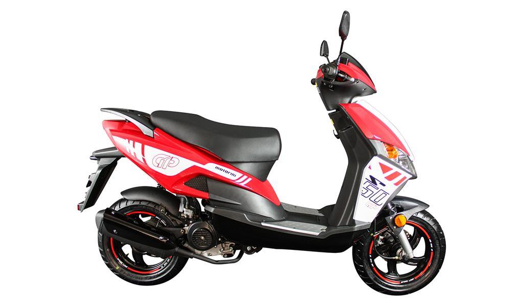 Motorini GP 50i - Image 11