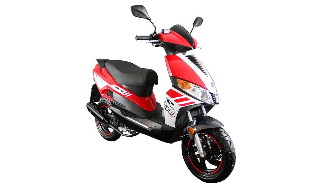 Motorini GP 50i - Image 12