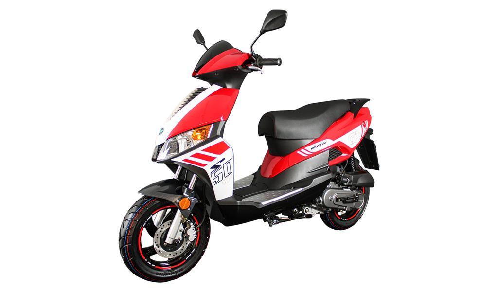 Motorini GP 50i - Image 14