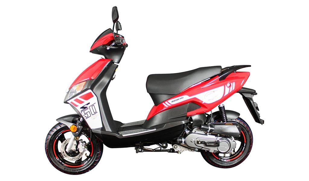 Motorini GP 50i - Image 15