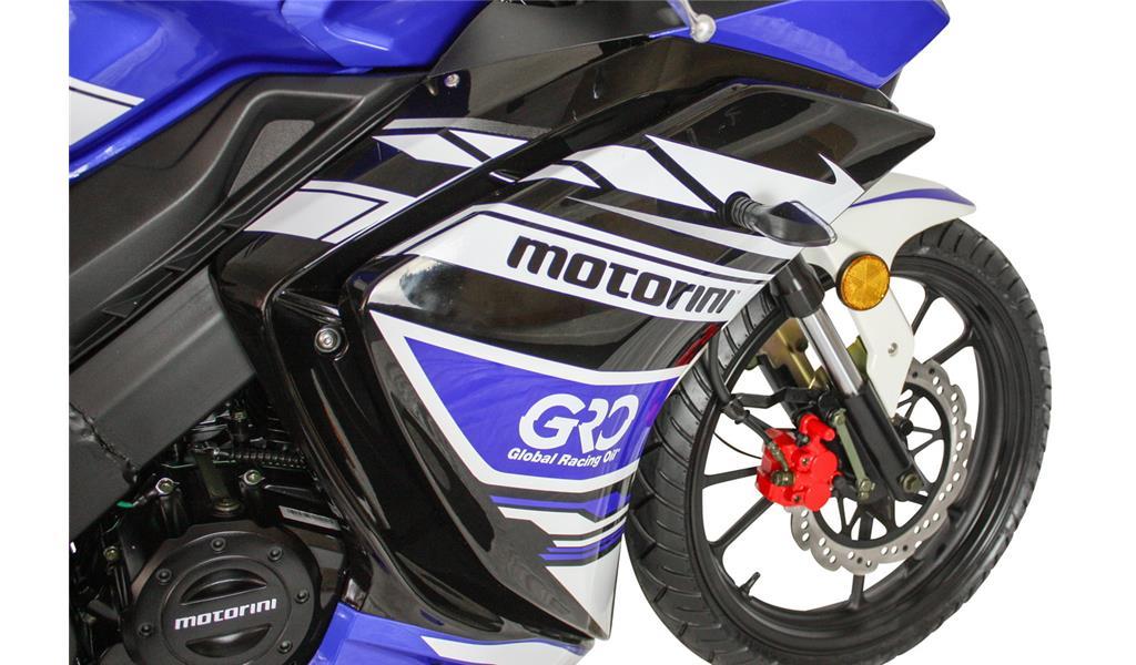 MOTORINI MT125RRi - Image 9