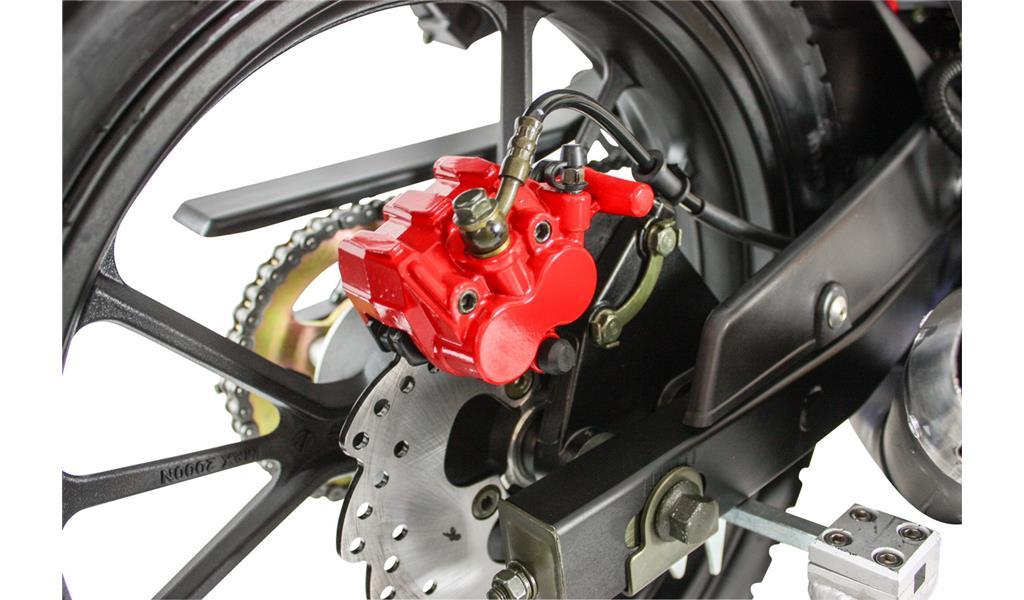 MOTORINI MT125RRi - Image 10