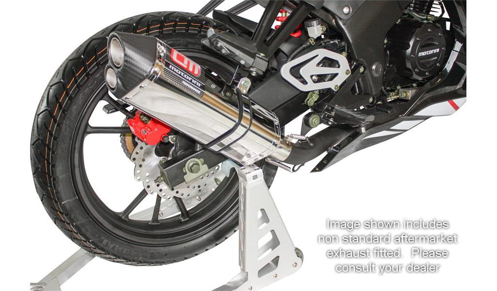 MOTORINI MT125RRi - Image 26