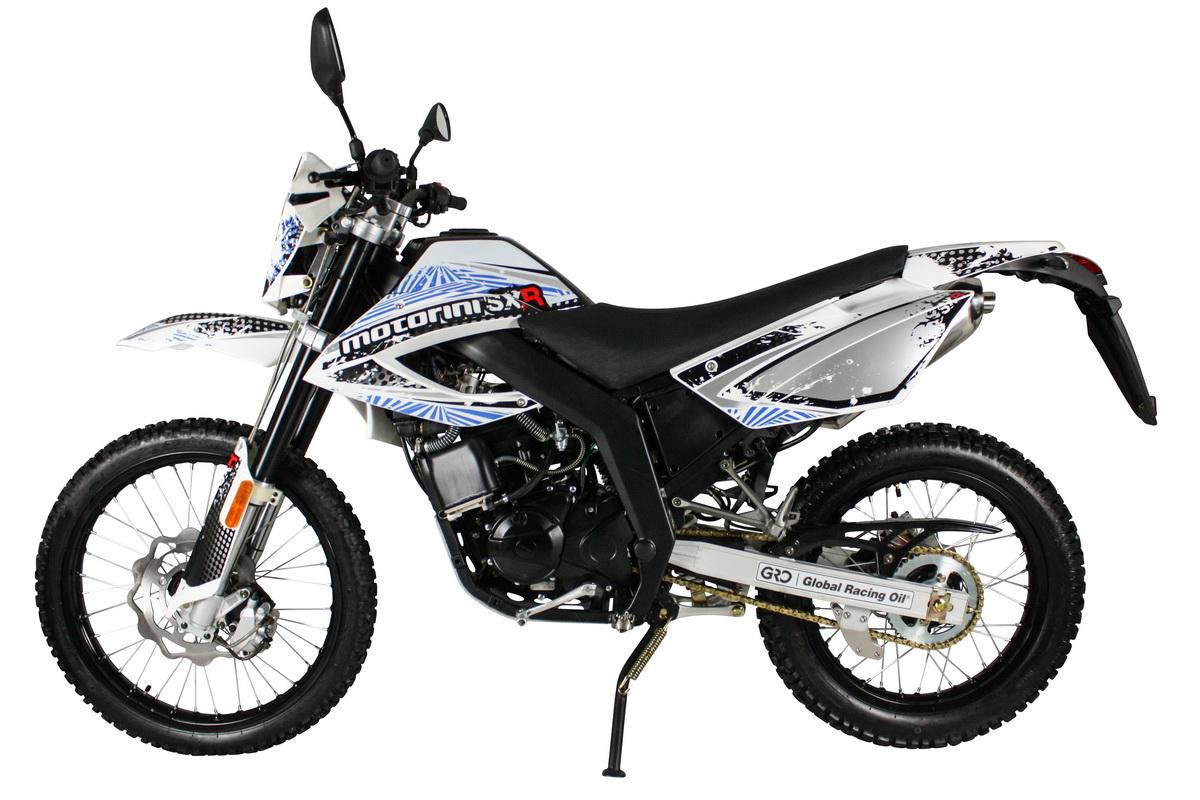 Motorini Motorini Sxr 125i Clements Moto Limited