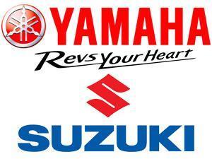 New Yamaha & Suzuki Subsites