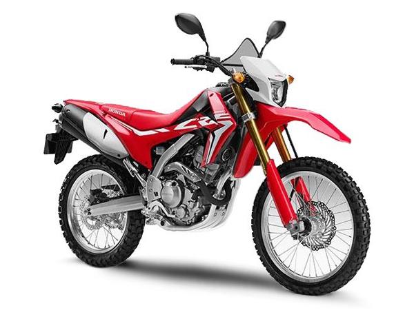 Honda CRF250L-ABS Trail   - Image