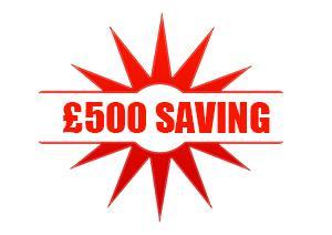 £500 Savings!
