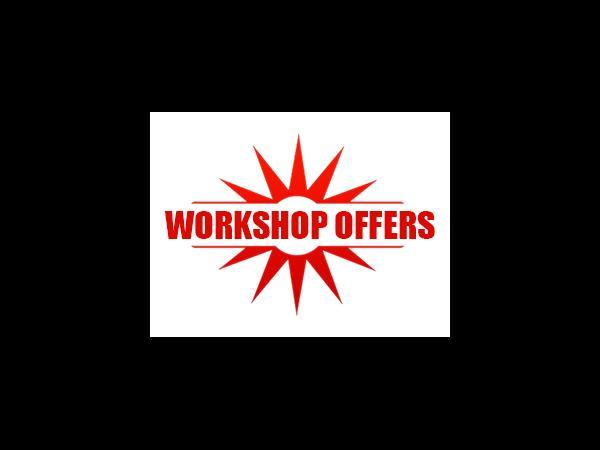 Workshop Offers