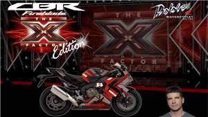 X-Factor Edition Fireblade released