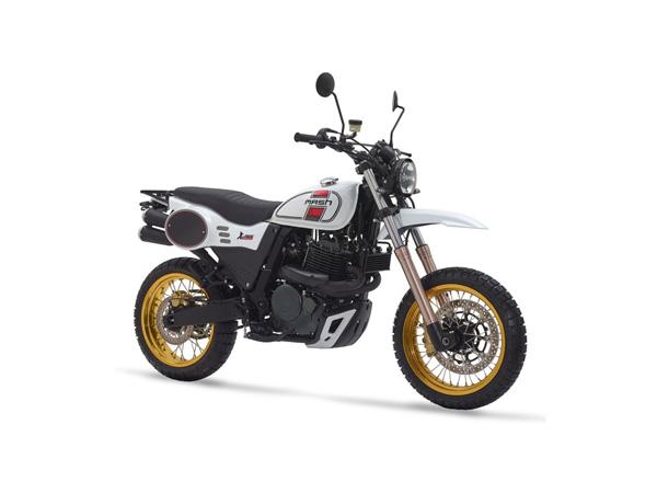 Mash X-ride Classic 650