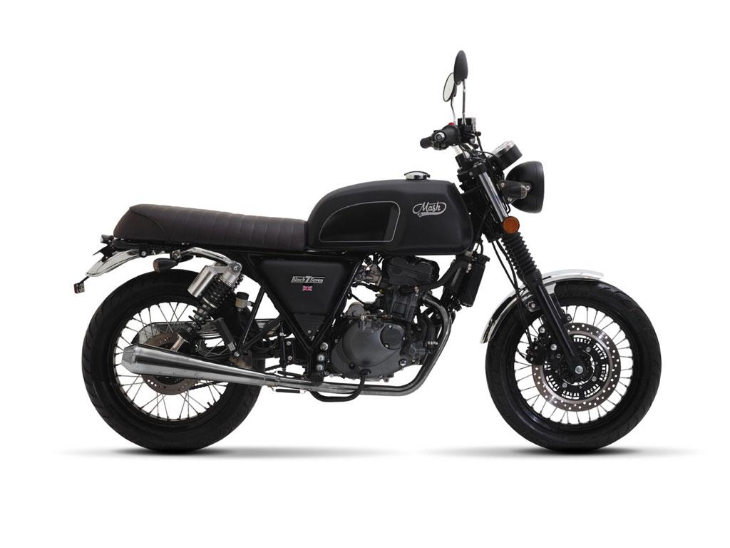 Black Seven 125