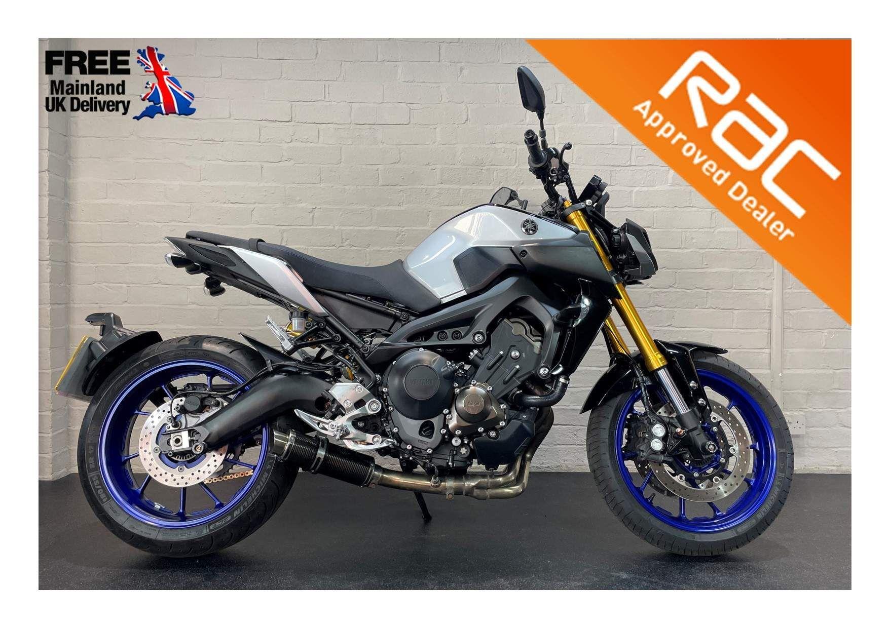 2019 Yamaha MT-09 SP 850 09 SP ABS