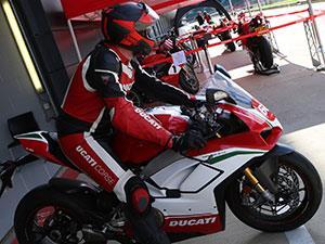 Ducati Track Days return for 2021