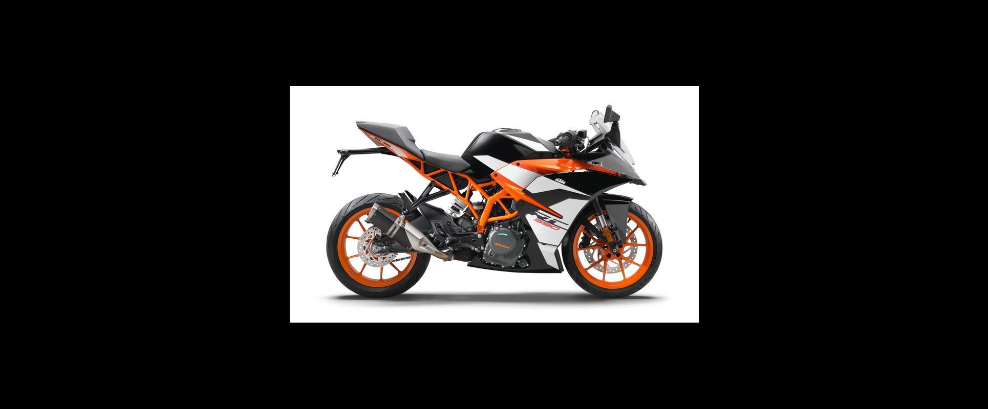 KTM RC390 NOW £3995