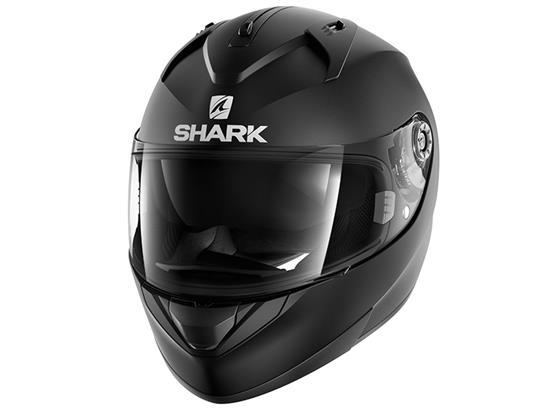 SHARK RIDILL BLANK MAT BLACK KMA