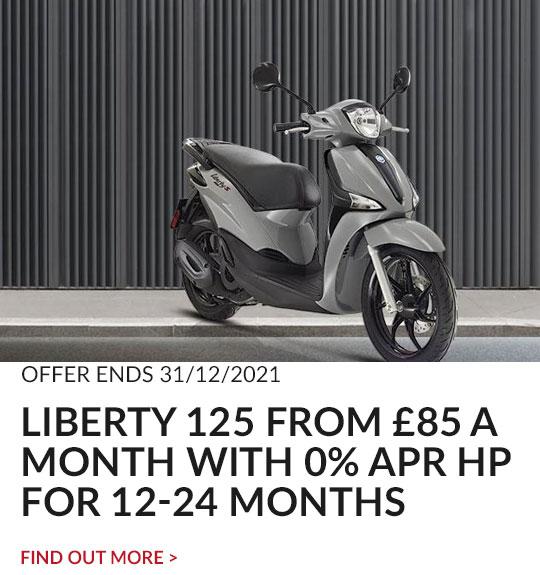 Liberty 125 Offer
