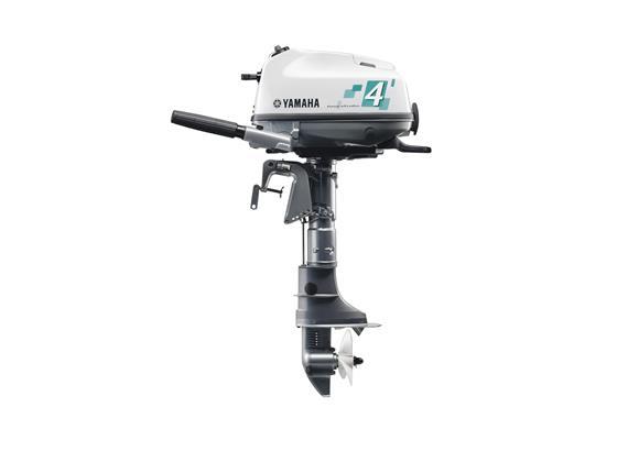 Yamaha 4hp 4 Stroke Outboard Long Shaft - RRP £1,019