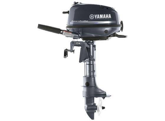 Yamaha 6hp 4 Stroke Outboard Long Shaft - RRP £1,259