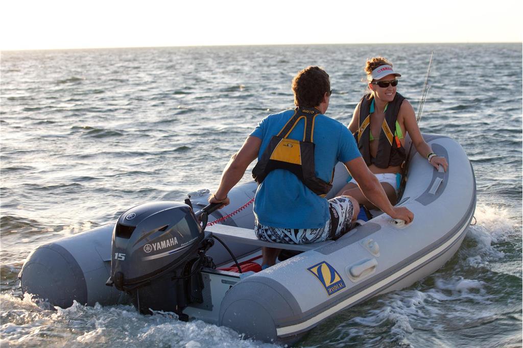 Yamaha 15hp Outboard Long Shaft Power Tilt - RRP - £3,279 - Image 0