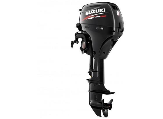 Suzuki 8hp Remote Control Long Shaft Outboard - POA