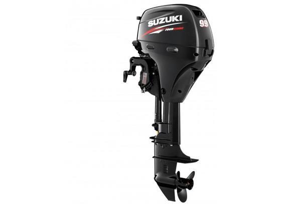 Suzuki 9.9hp Standard Shaft Outboard Remote Control - POA