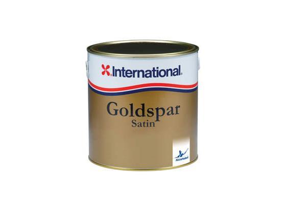 International Goldspar Satin Varnish