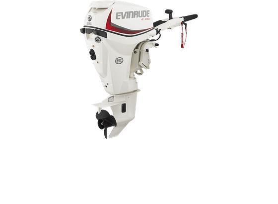 Evinrude E-Tec 25hp Outboard Engine - POA