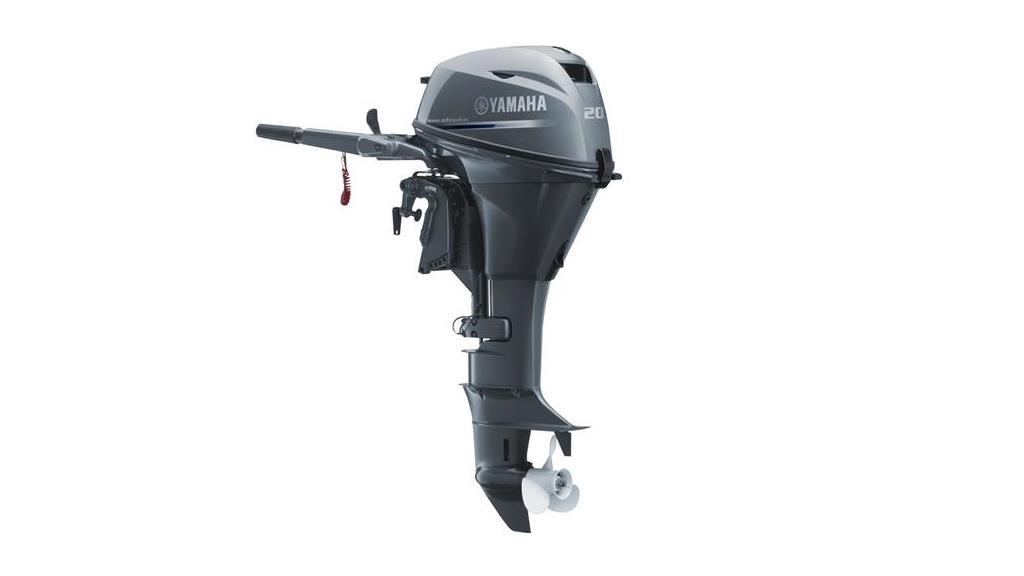 Yamaha 15hp Outboard Std Shaft Electric Start - RRP - £2,239 - Image 0