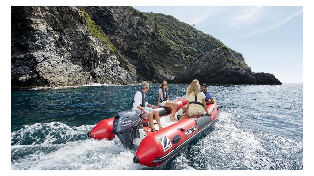 Yamaha 15hp Outboard Std Shaft Electric Start - RRP - £2,239 - Image 1
