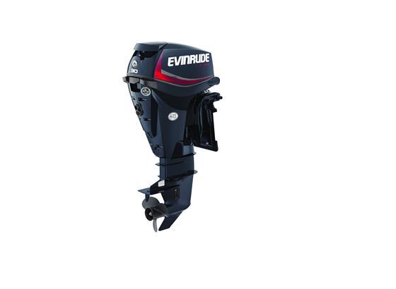 Evinrude E-Tec 30hp Outboard Engine - POA