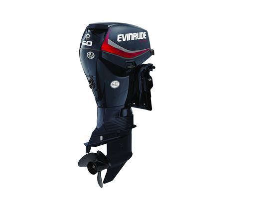 Evinrude E-Tec 60hp Outboard Engine - POA