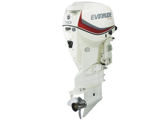 Evinrude E-Tec 130hp Outboard Engine - POA