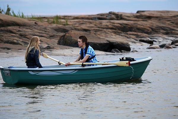 Oars and Rowlocks